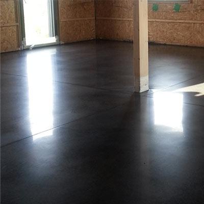 beton poli quartze